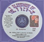 7 Blessings of Isaiah 11 DVD cover