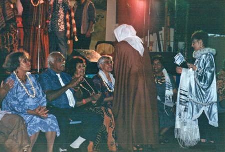 Protocoling Aboriginal Elders