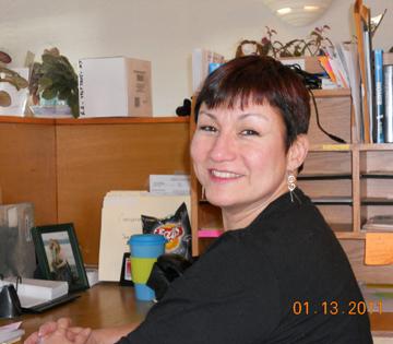 Suuqiina's sister Cassandra Harrison