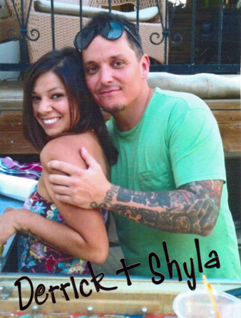 Derrick and Shyla