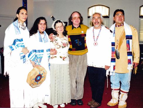 Rita Bear Gray, Bettye Lewis, Messianic Leaders, Suuqiina, Doug Yates
