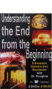Understanding the End from the Beginning DVD cover
