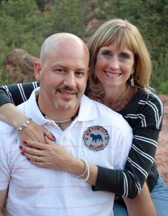 Eric and Cindy Sandras