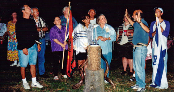 Apostolic Israel and Apostolic First Nations meet