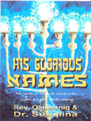 His Glorious Names book