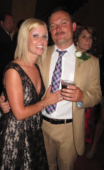Daniel and Kelly Ferrell