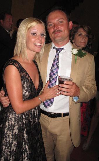 Daniel and Kelly Ferrell