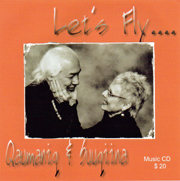 Let's Fly CD cover