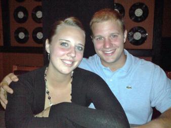 Lindsey Kathryn with Daniel