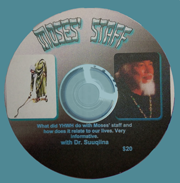 Moses' Staff DVD cover