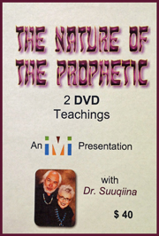 The Nature of the Prophetic DVD cover