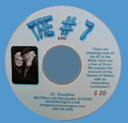The Number 7 DVD cover