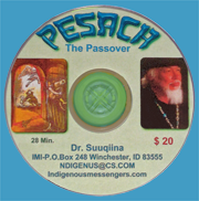 Pesach DVD cover