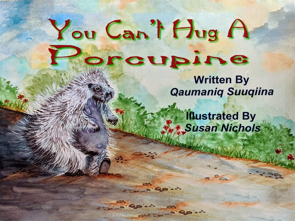You Can't Hug A Porcupine book cover