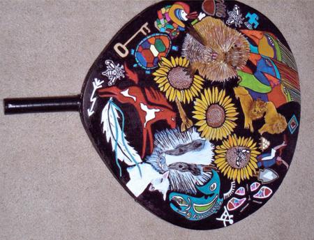 Prophetic drum