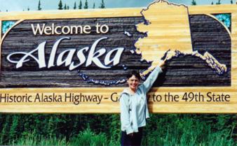 Welcome to Alaska!