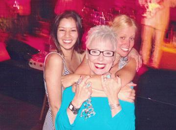 Qaum with Kelly and Shyla