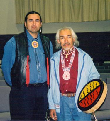 Richard Twiss and Suuqiina