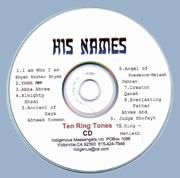 His Names Ringtones