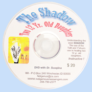 The Shadow DVD cover