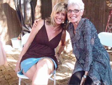 Qaum and Shelley Switzer