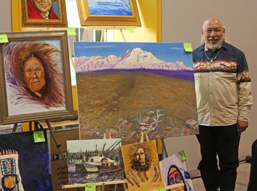 Suuqiina and his art