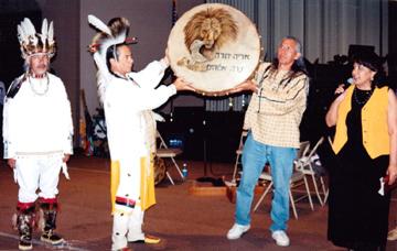 Suuqiina, Lynda Prince, inuit drum
