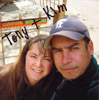 Tony and Kim
