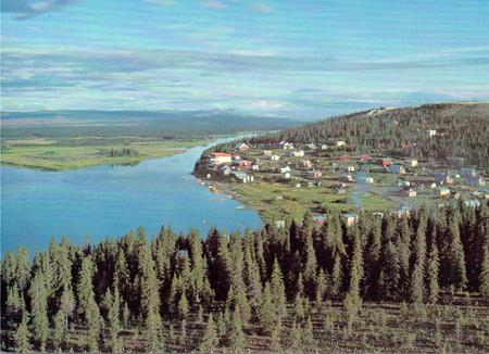 White Mountain, Alaska